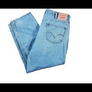 Levi's 560 comfort fit men's jeans SZ 40x30